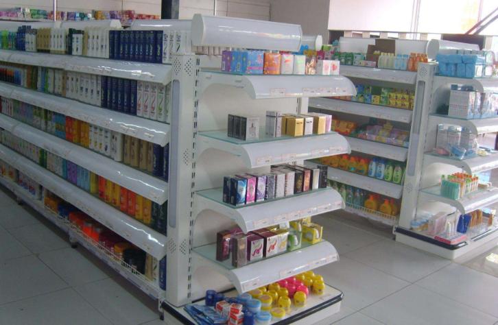 上海零售博览会:化妆品货架如何陈列