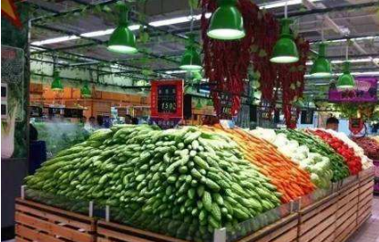 零售连锁展与您一起了解生鲜超市商品陈列原则