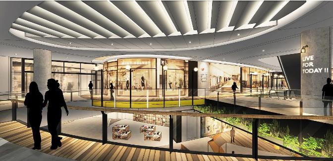 国际零售展与您一起了解商场如何设计灯光