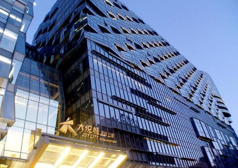 零售展会:西单大悦城高楼层开酒店 跨界引流商圈客群