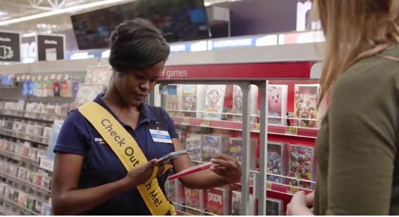 新零售展:沃尔玛在美推出快速结账服务 AR功能提升购物体验