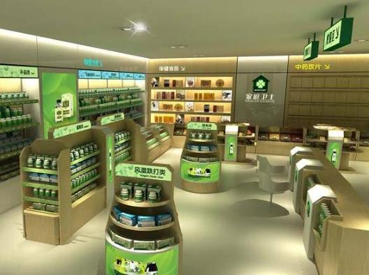 零售展会:药店装修设计是什么