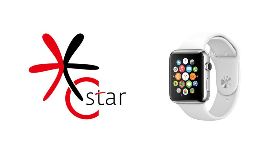 就是这么任性!来C-star,Apple Watch等着你!