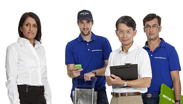 梅特勒-托利多服务部门:凭借全面覆盖的服务网络和专业技术延长正常运行时间