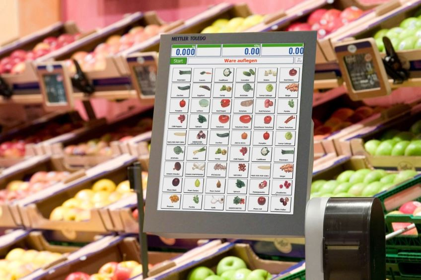 The iSmart-Evo-GLT self-service scale for quicker and more convenient shopping