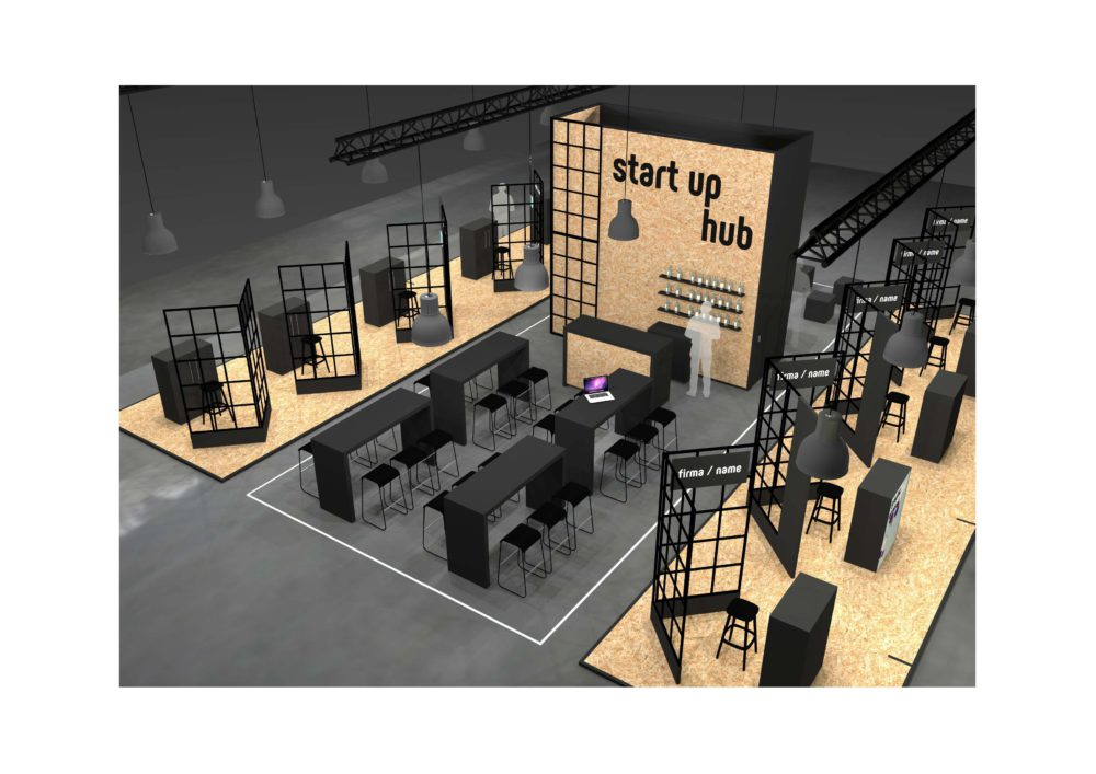 Future Lab and ideas platform for the retail trade: New START-UP HUB at EuroCIS 2018