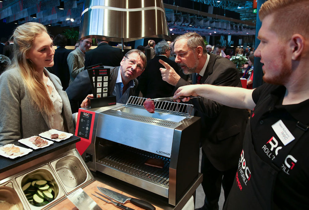 A new dimension of experience: food service equipment at next EuroShop