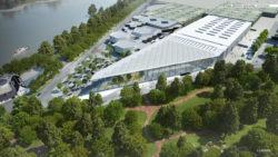 New southern section of Messe Düsseldorf: EuroShop also benefits from the renovation