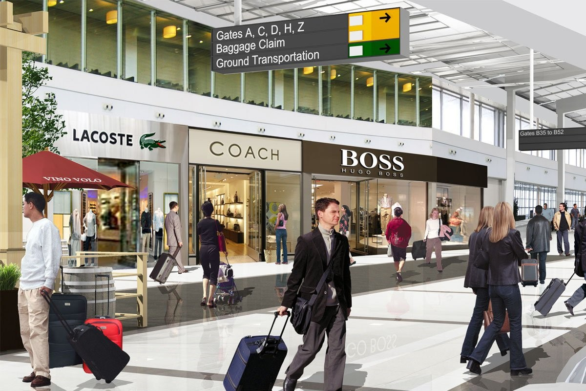 "Airport Retail——""Waiting"" to Make Money"