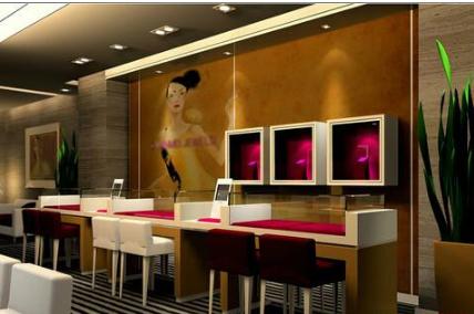 零售连锁展与您了解珠宝店如何设计灯光照明