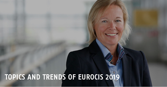 Topics and Trends of EuroCIS 2019