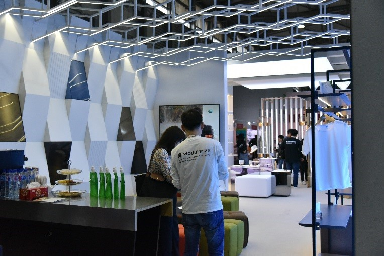 C-star访谈 | 对话 Futuristic :零售门店展示道具如何紧跟潮流趋势