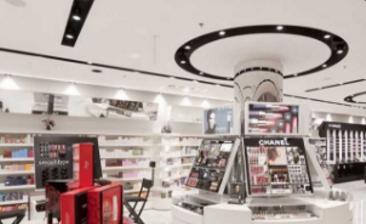 和新零售展一起看看化妆品店如何布局